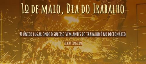 Mensagens do Dia do Trabalho - Belas Mensagens - com.br