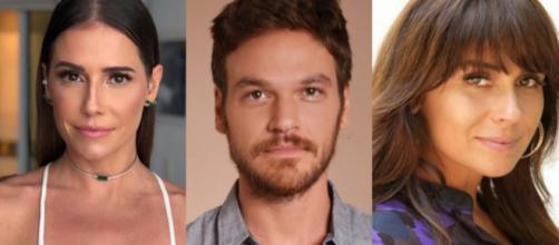 Protagonistas da novela ''Segundo Sol''