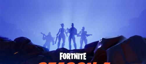 Season 4 for 'Fortnite' begins tomorrow [Image via Fortnite/Facebook post]