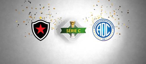 Série C: Botafogo-PB x Confiança ao vivo