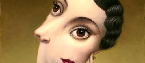 StraVolti mostra ritratti surreali Marion Peck - romatoday.it