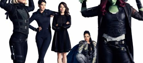 Tessa Thompson en MCU Avengers Infinity Wars