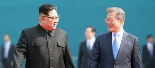 Una jornada histórica: las dos Coreas se acercan al compromiso de paz
