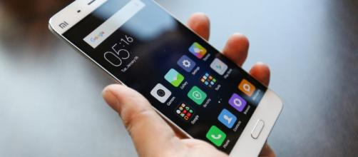 Uno smartphone di ultima generazione