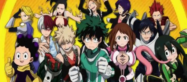 10 animes de primavera 2018 más esperados en Japón - comunidaria.com