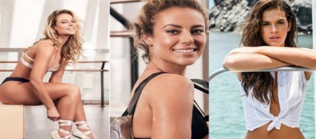 As beldades brasileiras que seriam sucesso de vendas da Playboy.