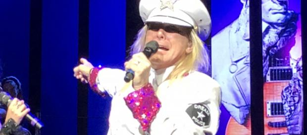 """Cheap Trick's frontman Robin Zander was one of the guest stars of """"Rocktopia."""" [image source: Suzanne Rothberg]"""