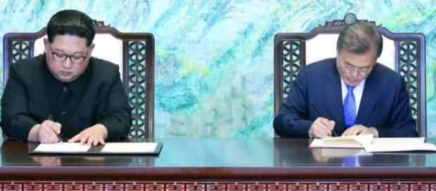 Coreias do Norte e do Sul: das brigas para as conversações.