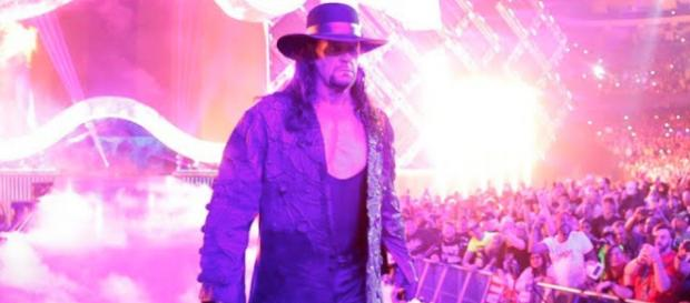 Could the 'WrestleMania 35' main event feature The Undertaker in his final match? [Image via WWE/YouTube]