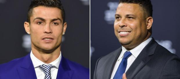 Cristiano Ronaldo y Ronaldo tienen mucho en común