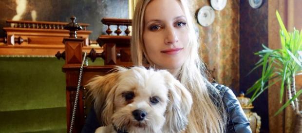 Fashion Star und Celebrity Bloggerin Galia Brener. (Foto: Galia Brener)