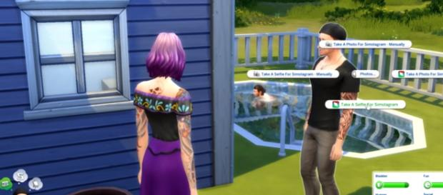Mods bring new life to gameplay in 'The Sims 4.' SACRIFICIAL/YouTube