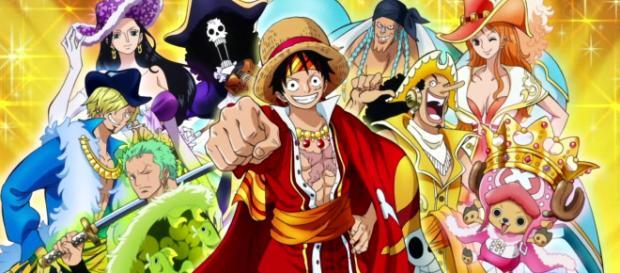 One Piece ya comenzó con el arco Reverie, y en el último capítulo de One Piece, Luffy y Sanji recibieron nuevas Bounties