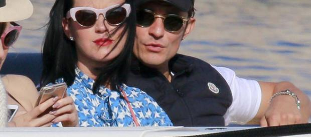 Katy Perry y Orlando Bloom confirman que han regresado