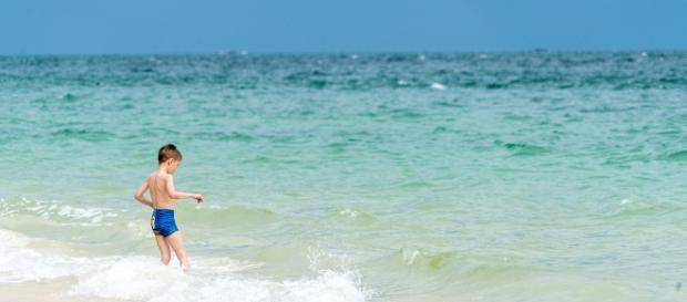 Playa Persona Personas · Foto gratis en Pixabay