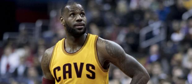 Will LeBron have enough left in the tank? Photo Courtesy: Keith Allison via Flickr