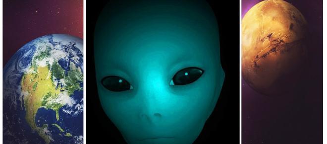 E se os extraterrestres formos nós?