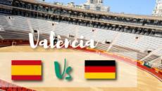 España se enfrentara a Alemania en la plaza de toros de valencia