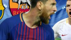 Previa Champions League: Barcelona - Roma en busca de la semifinal