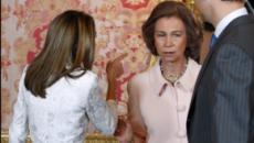 Graves consecuencias para Letizia tras una monumental bronca con la reina Sofía