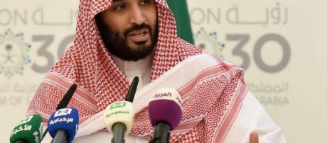 Bin Salman sostiene il diritto all'esistenza di Israele.