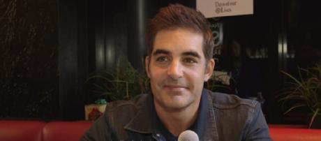 'Days of our Lives': Rafe Hernandez. (Image via YouTube screengrab/She Knows Soaps)