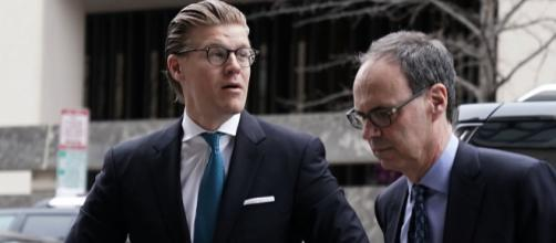 Alex van der Zwaan, lawyer linked to ex-Trump campaign chairman ... - aol.com