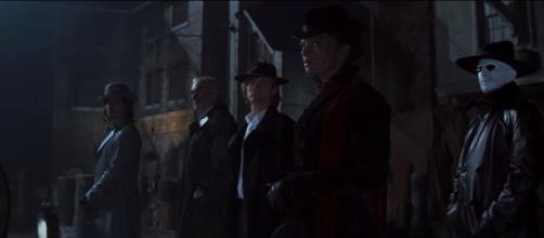Can Netflix rejuvenate 'The League of Extraordinary Gentlemen?' [image source: Youtube/MistarMuffin]