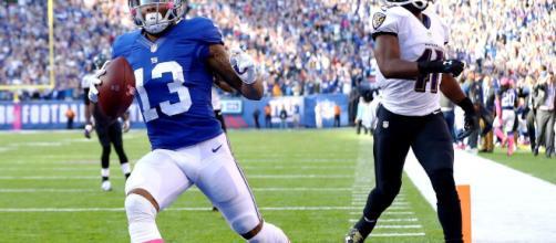 El comercio de Brandin Cooks les otorga dos selecciones de draft de la primera ronda de la NFL 2018.