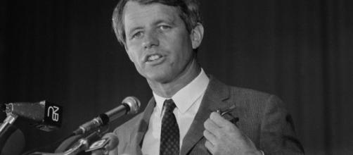 El discurso de El discurso de Robert F. Kennedy tras la muerte de Martin L. King
