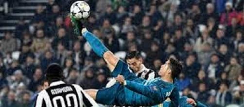 Real Madrid aplasta a la Juventus con chilena incluida