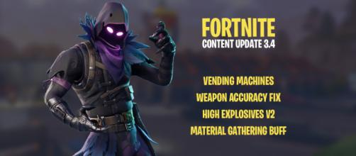 """""""Fortnite Battle Royale"""" gets another big patch. Image Credit: Own work"""