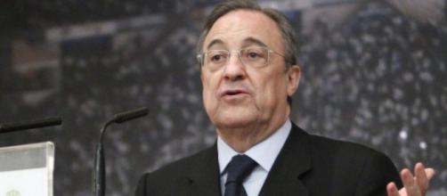 Hablan más de Florentino Pérez.