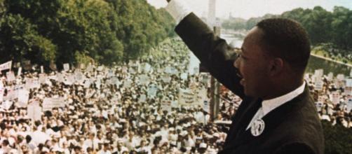"""Il giorno del 50° anniversario dalla morte di Martin Luther King ci invita a riflettere sul suo """"Dream"""" e sulla sua attualità."""
