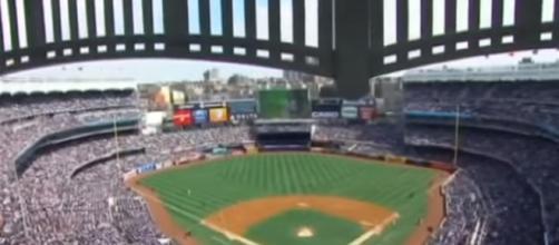 Inside Yankees Stadium. - [Yes Network / YouTube screencap]