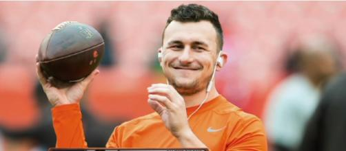 Johnny Manziel claims Cleveland didn't do their homework on him [Image via Dan Patrick Show / YouTube Screencap]