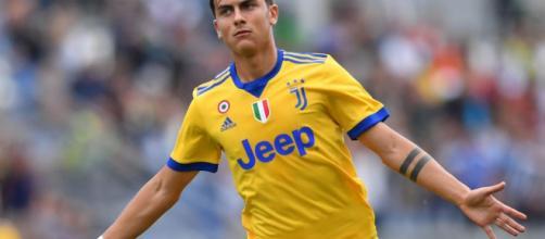 Juventus, Paulo Dybala ringrazia i tifosi bianconeri