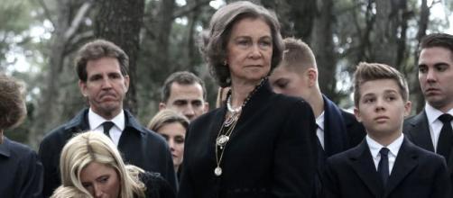 La prima del rey sentencia: 'Letizia ha mostrado su verdadera cara'