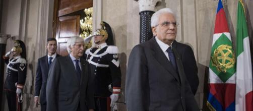 LIVE - Le consultazioni del Presidente Mattarella con PD, Movimento Cinque Stelle, Lega e Forza Italia