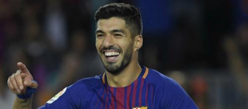 Luis Suarez, uno dei marcatori della serata - fonte: marca.com