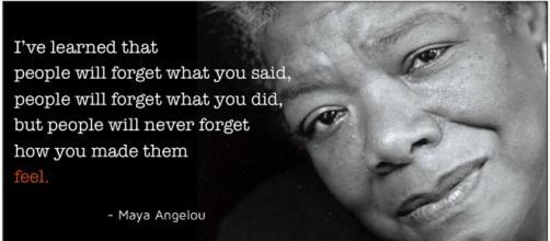Maya Angelou -- Get Everwise/Flickr