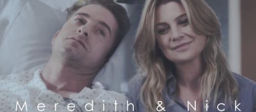 Meredith Gray en la búsqueda del amor.