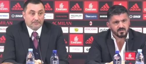 Milan: Gattuso non le manda a dire ai suoi giocatori