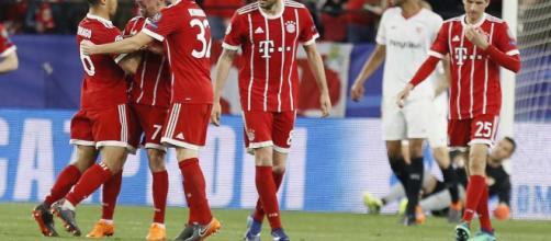 Objetivo Digital - Directo Liga de Campeones | Sevilla-Bayern - objetivodigital.com
