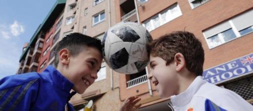 Un gol para Alejandro: una historia de verdadera amistad