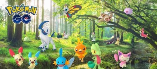 Pokemon GO y el dia de la tierra.