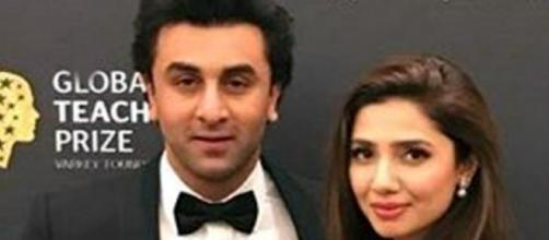 Ranbir Kapoor maintaining single status for Mahira Khan? -(Image Credit: Zoom Tv/Youtube screencap)