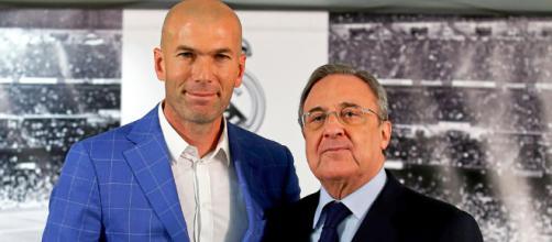 "Real Madrid: ""El golpe, por Zidane y Florentino Pérez""   Marca.com - marca.com"