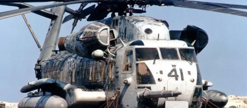 Sikorsky CH-53E Super Stallion (S-65E/80)