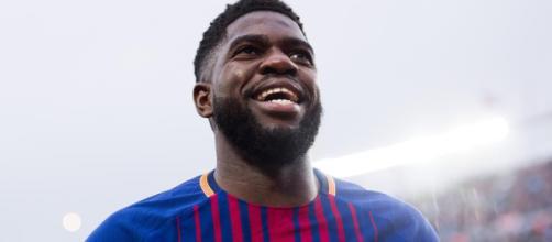 silencio de Umtiti deja en el aire su futuro en el Barça